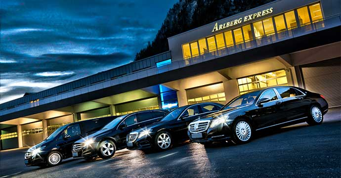 VIP Limousinen Service - Arlberg Exclusive
